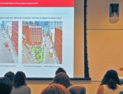Lecture Recap: Measuring the Economic Impact of Street Improvements in New York City