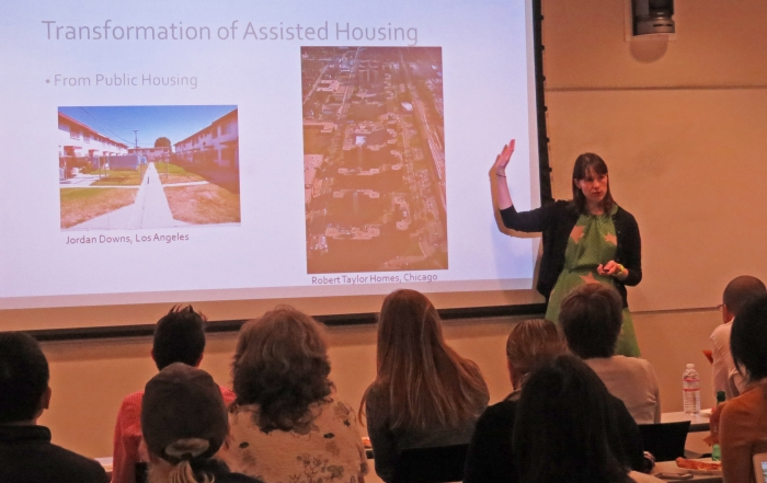 Lecture Recap: Assisted Housing And The Deconcentration Of Poverty