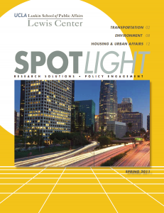Spring 2011 spotlight cover