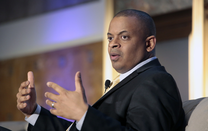 US DOT Secretary Anthony Foxx