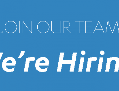 Join our Team! ITS is hiring a Communications Manager and a Data & Systems Manager