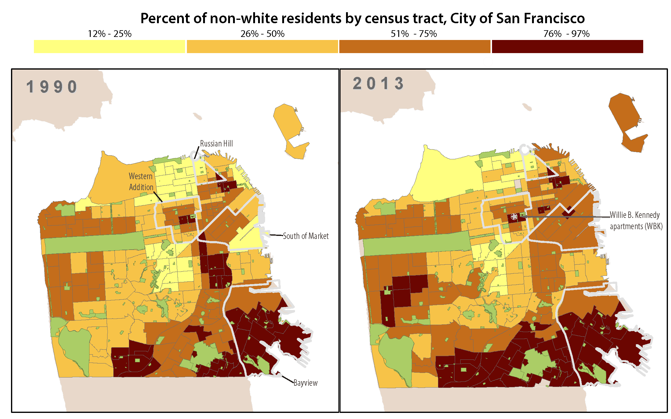 Can a tool of segregation be used to fight displacement? – UCLA