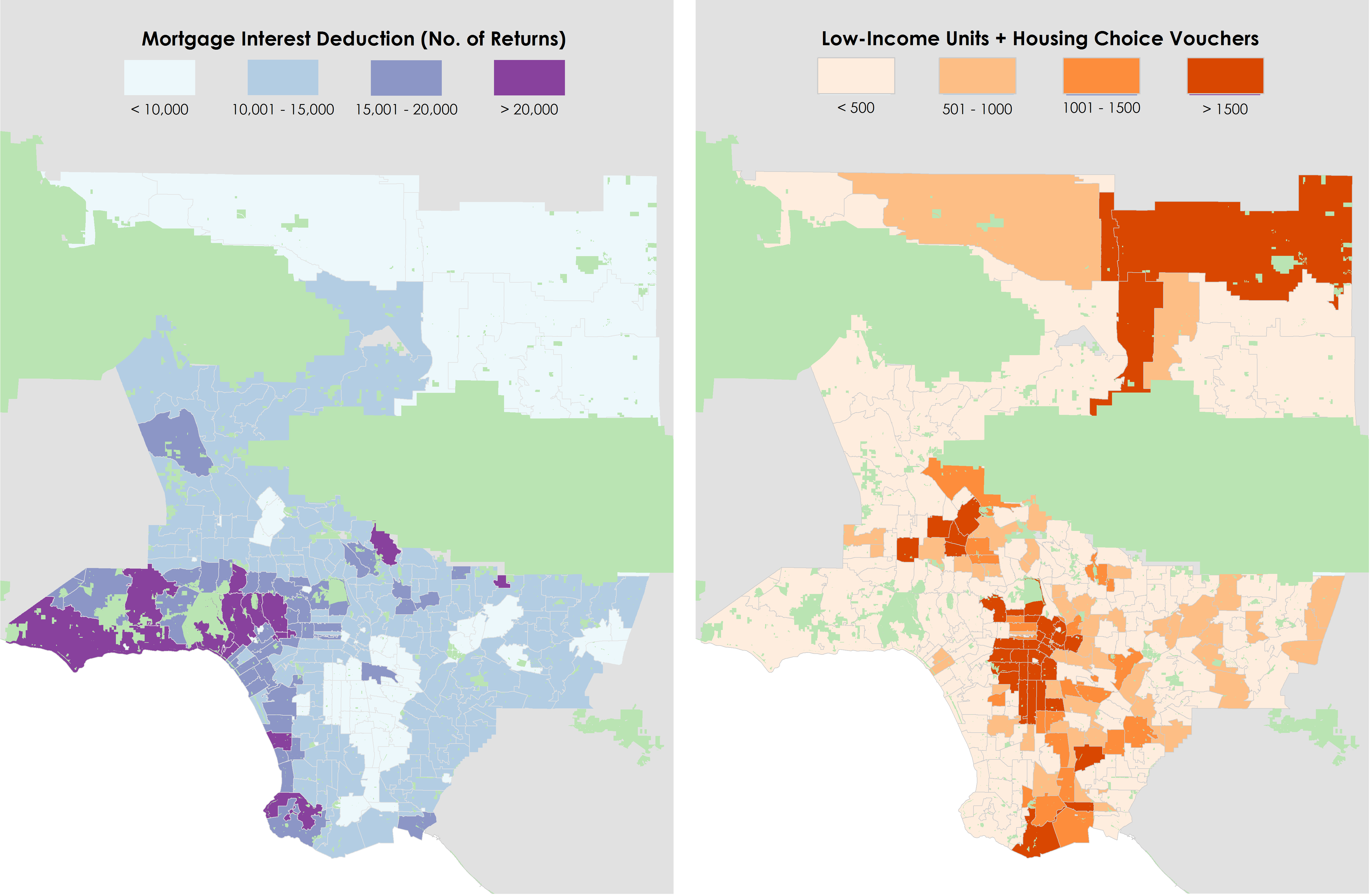 Federal Housing istance in LA County – UCLA Lewis Center for ... on